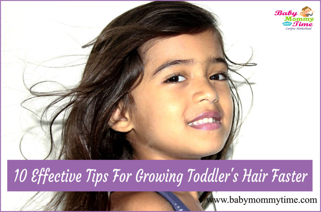 Toddlers Hair