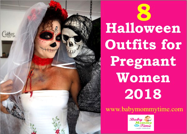 8 Halloween Outfits for Pregnant Women 2018