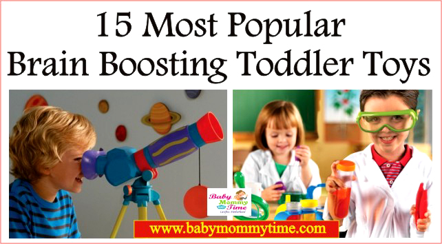 15 Most Popular Brain Boosting Toddler Toys